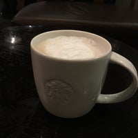 Photo taken at Starbucks by Cemil T. on 2/24/2017