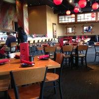 Photo taken at RA Sushi Bar Restaurant by Ken P. on 12/9/2012