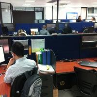 Photo taken at Satrack I+D by Juan Felipe Q. on 4/8/2013