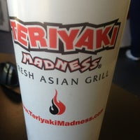 Photo taken at Teriyaki Madness by C-D. Y. on 5/28/2013