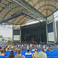 Photo taken at MIDFLORIDA Credit Union Amphitheatre by Jon C. on 6/27/2013