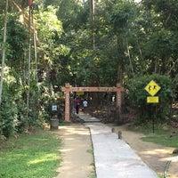 Photo taken at Kanching Waterfall by Suwaluck on 7/6/2013