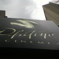 Photo taken at Cinemex Platino by Amaury R. on 6/16/2013