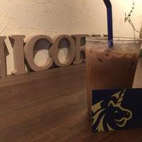 Photo taken at txpresso & espresso cafe UNICORN by 千尋 on 7/8/2017