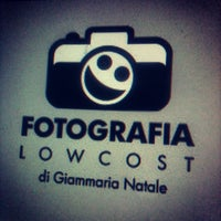 Photo taken at Fotografia Low Cost by Giammaria Natale w. on 1/27/2013