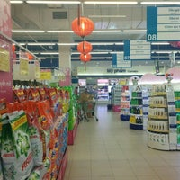 Photo taken at Coopmart by Éric T. on 4/9/2016