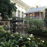 Photo taken at Gaylord Opryland Resort & Convention Center by Jake F. on 10/7/2012