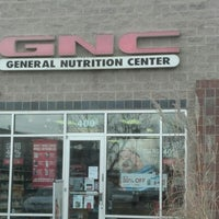 Photo taken at GNC by Casey D. on 11/19/2012