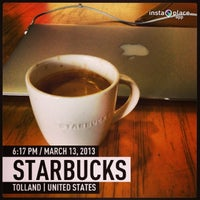 Photo taken at Starbucks by Salman A. on 3/13/2013