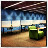 Photo taken at Homer Babbidge Library by Salman A. on 11/7/2012