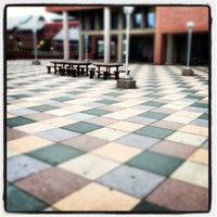 Photo taken at Homer Babbidge Library by Salman A. on 9/26/2012