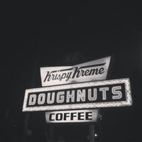 Photo taken at Krispy Kreme Doughnuts by Melissa Ashley on 3/12/2013