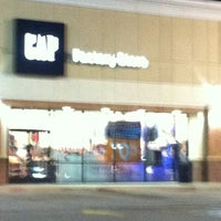 Photo taken at GapOutlet by Jessica W. on 11/17/2012