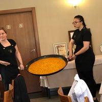 Photo taken at Restaurant Mateu by Bülent L. on 4/8/2018