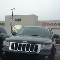 Superior ... Photo Taken At Hall Chrysler Jeep Dodge Ram By Halley R. On 1/19 ...