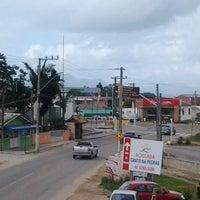 Photo taken at Posto 4 Ilhas by Henrique R. on 11/16/2012