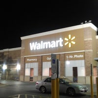 Photo taken at Walmart Supercenter by Eyvette L. on 9/29/2012