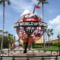 Photo taken at ESPN Wide World of Sports Complex by Natasha M. on 6/22/2013