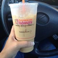 Photo taken at Dunkin' Donuts by Natasha M. on 10/17/2013