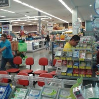 Photo taken at Super Muffato by Andre G. on 11/9/2012
