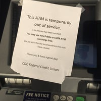 Photo taken at CDC Federal Credit Union by James G. on 6/17/2015