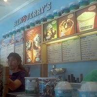 Photo taken at Ben & Jerry's by Lyra C. on 11/3/2012