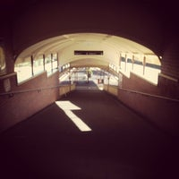 Photo taken at Armadale Station by Harrison H. on 5/30/2014