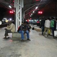 Photo taken at Platform 9 @ Bangalore City Junction by Siddarth S. on 6/16/2014