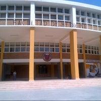 Photo taken at Facultad de Medicina (UANL) by David H. on 9/20/2012
