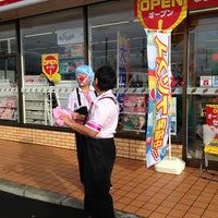 Photo taken at 7-Eleven by office さ. on 8/25/2013