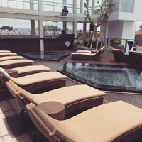 Photo taken at Love Fashion Hotel by fashiontv by Andik P. on 4/16/2015