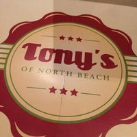 Photo taken at Tony's of North Beach by Wayne on 7/17/2014