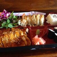 Photo taken at Sushi Tomo by Ronald D. on 5/13/2013