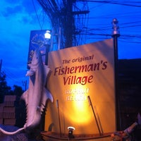 Photo taken at Fisherman's Village Walking Street by Nan S. on 5/17/2013