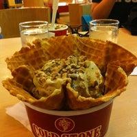 Photo taken at Cold Stone Creamery by Nan S. on 4/26/2013