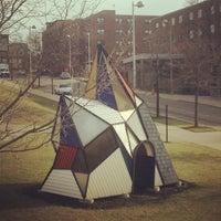 Photo taken at University of Cincinnati by Luis R. on 4/4/2013