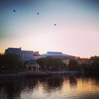Photo taken at Pere Marquette Park by Luis R. on 6/8/2013