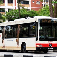 Photo taken at SMRT Buses: Bus 172 by Asri N. on 1/20/2013