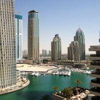 Photo taken at Grosvenor House Dubai فندق جروسفنر هاوس by Karina E. on 2/13/2013