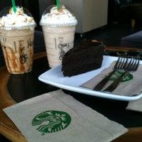 Photo taken at Starbucks by Gustavo on 5/10/2013
