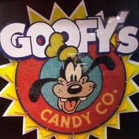 Photo taken at Goofy's Candy Company by Jona R. on 4/7/2013