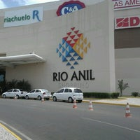 Photo taken at Rio Anil Shopping by Danilo S. on 10/19/2012