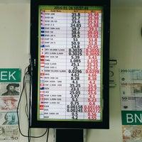 Photo taken at K79 Currency Exchange by Thun Kewpling on 1/26/2016