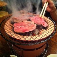 6/2/2013にソラネコが新宿ホルモンで撮った写真