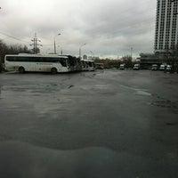 Снимок сделан в Автостанция «Партизанская» пользователем Mihail H. 11/16/2012