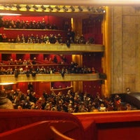 Foto scattata a Théâtre des Champs-Élysées da Stéphane G. il 1/18/2013