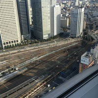 Photo taken at Main Tower by giichiro s. on 2/9/2013