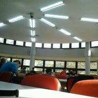 Photo taken at Biblioteca Facultad de Económicas by Manrique C. on 9/26/2012