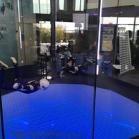 Photo taken at Airspace Indoor Skydiving by Jan on 1/25/2017