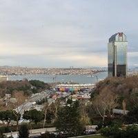 1/18/2013 tarihinde Антон Р.ziyaretçi tarafından Hilton Istanbul Bosphorus'de çekilen fotoğraf